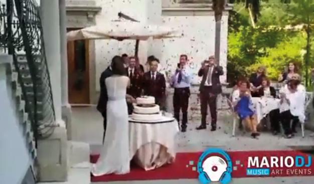wedding Produzioni Video Mario Pompeiani Dj - Matrimoni, eventi, congressi, meeting aziendali, compleanni, sagre e fiere matrimonio a bergamo
